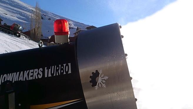 SMK150 دستگاه برف ساز