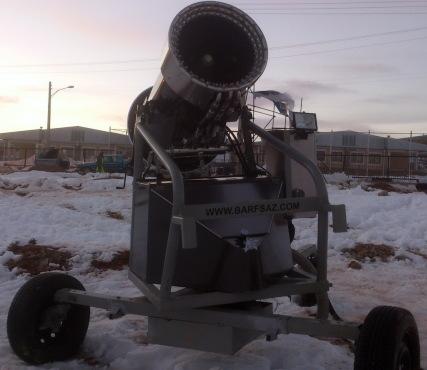 SMK500 دستگاه برف ساز