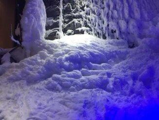 اتاق برف
