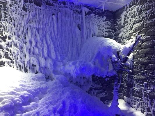 پروژه اتاق برف مجموعه حس خوب زندگی