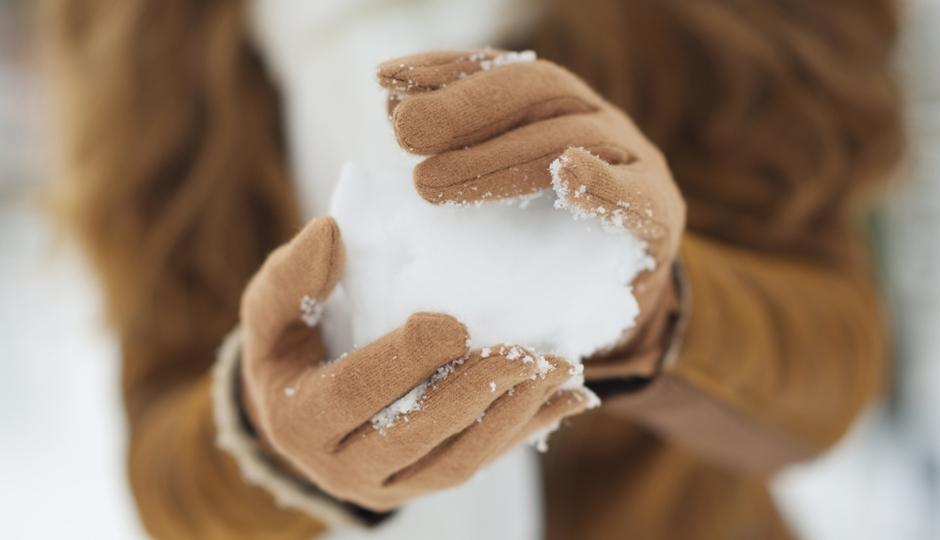برف مصنوعی با طول عمر بیشتر نسبت به برف طبیعی